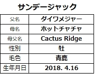 20200705阪神5サンデージャック