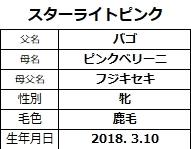 20200921中山5スターライトピンク