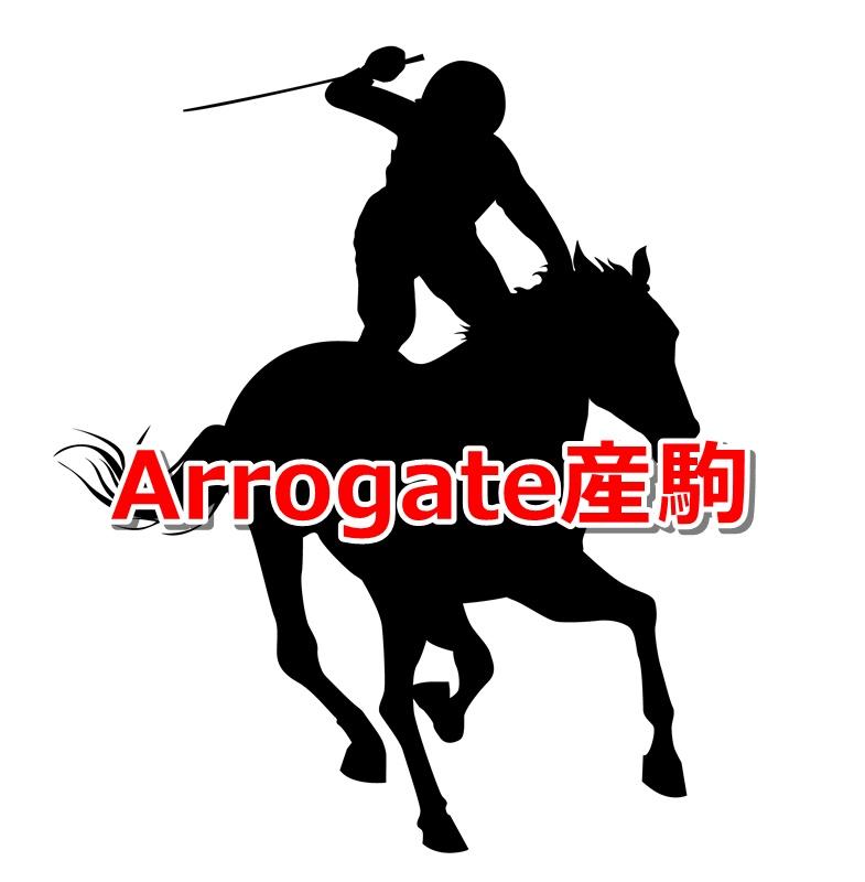 アロゲイト産駒カタログキャッチ