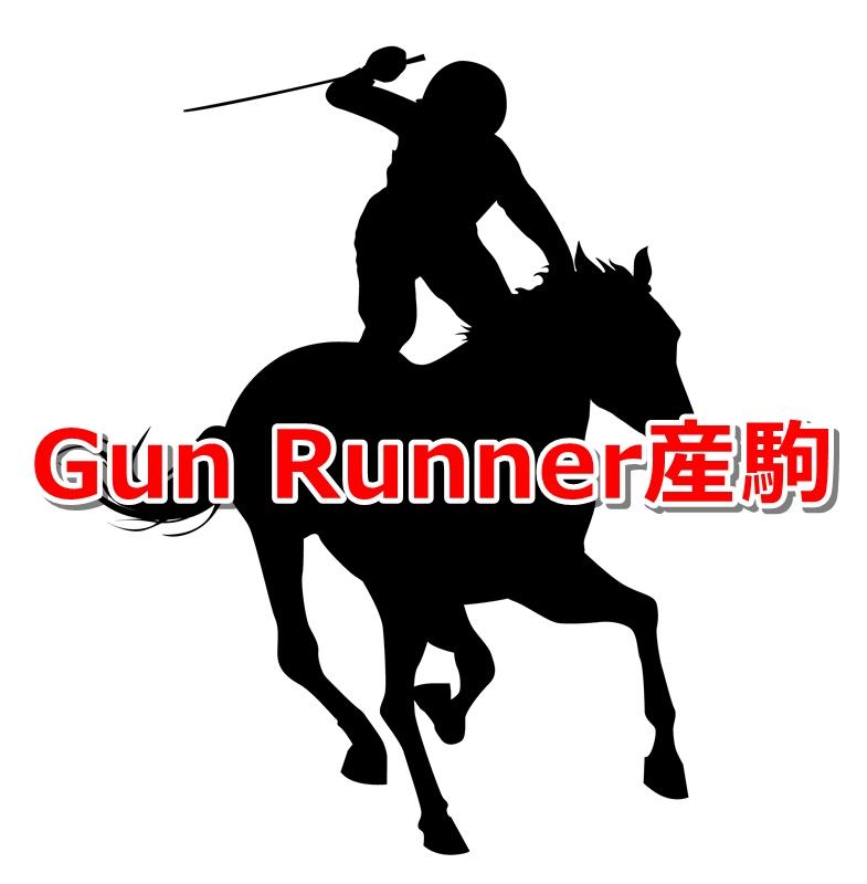 Gun Runner産駒カタログキャッチ