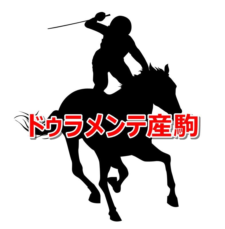 ドゥラメンテ産駒カタログキャッチ