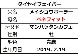 20210731新潟6タイセイフェイバー